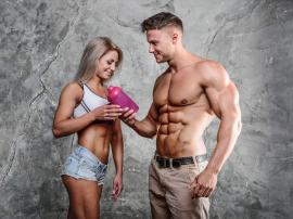 Czy odżywki białkowe pomagają w odchudzaniu?