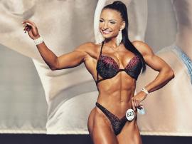 Ania Andrzejewska - boks i fitness